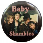 Baby Shambles - 'Group' Button Badge